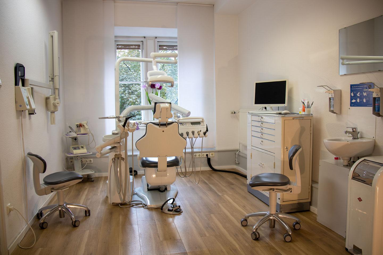 Praxis 2c Röntgen Dr. med. dent. Prestele M. Sc. in München