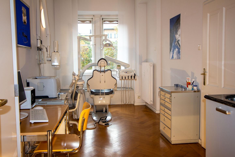 Praxis 3 Dr. med. dent. Prestele M. Sc. in München