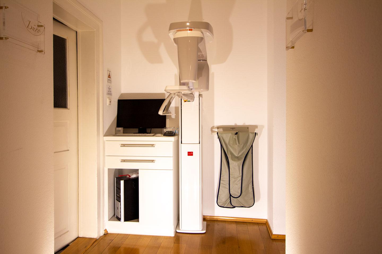 Röntgengerät Dr. med. dent. Prestele M. Sc. in München